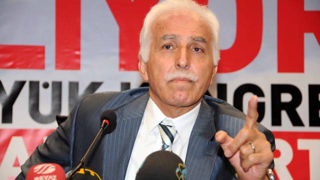 Saadet Partisi'ne terör iddianamesi
