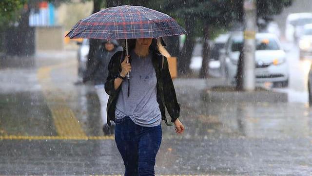 Meteoroloji'den Marmara'ya uyarı: Şemsiyeleri hazırlayın...