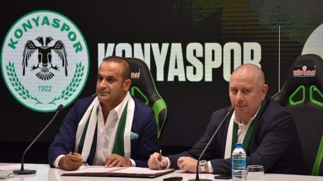 İttifak Holding, Konyaspor'a isim sponsoru oldu