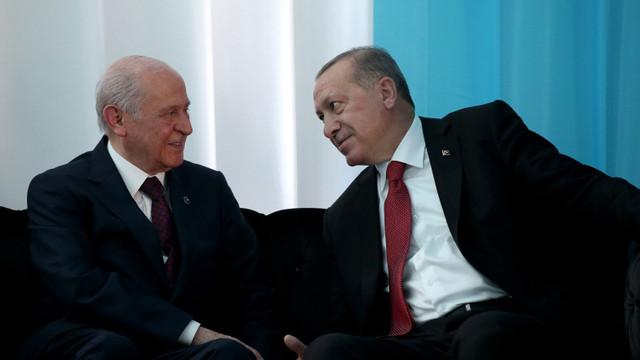 Erdoğan Bahçeli üzerinden mesaj mı veriyor ?