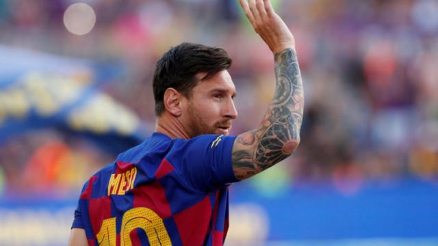 Messi: Ronaldo ile yakın arkadaş değiliz