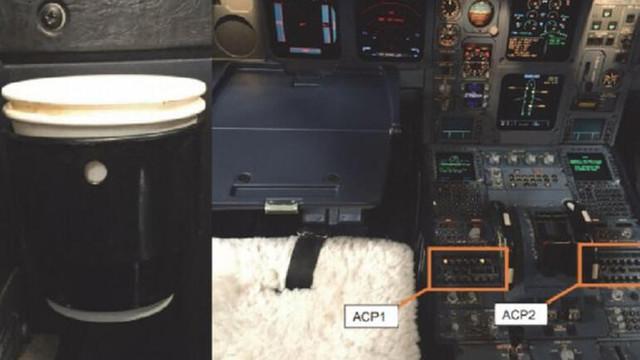 Havada panik! Bir bardak kahve uçağı geri döndürdü