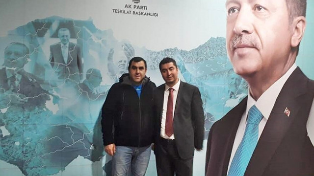 AK Partili siyasetçiden vatandaşa yine hakaret !