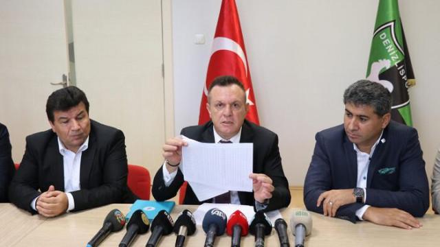 Ali Çetin: Yukatel Denizlispor'un borcu 31 milyon TL
