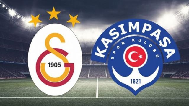 Galatasaray Kasımpaşa maçı canlı izle (beIN Sport ve alternatif kanallar)