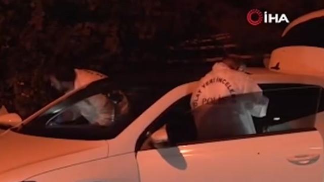 İstanbul'da hareketli gece: Dur ihbarına uymadı polisle çatıştı!
