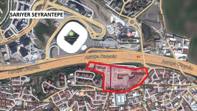 İmamoğlu İstanbul'daki o araziyi ranta kapattı