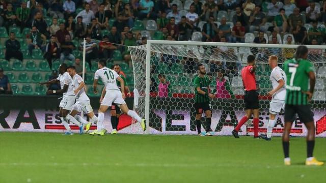 Denizlispor 0 - 1 Konyaspor