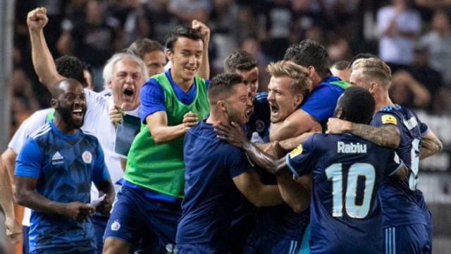 Slovan Bratislava 2 - 0 Spartak Trnava