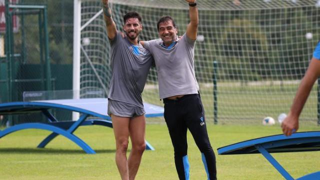 Trabzonspor'da Jose Sosa'dan indirim talebi rafa kalktı