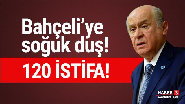 120 MHP'li istifa edip İYİ Parti'ye geçti
