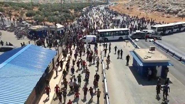 Bayramda Suriye'ye giden 39 bin Suriyeli geri döndü