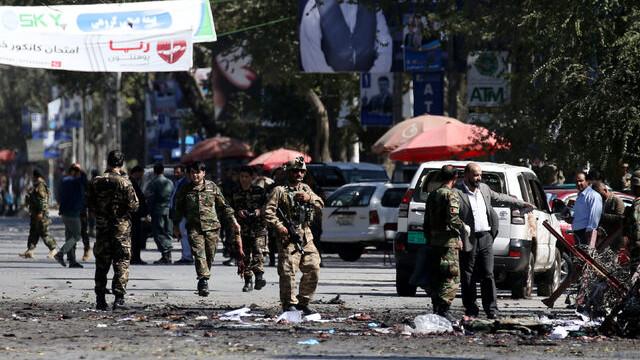 Canlı bombalı çifte saldırı: Çok sayıda ölü var !