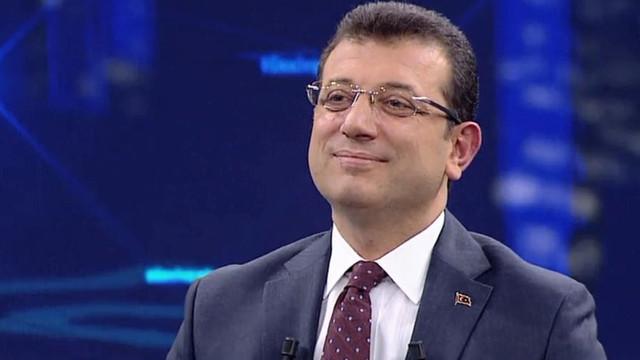 Ekrem İmamoğlu: ''Erdoğan bize teşekkür etmeli''