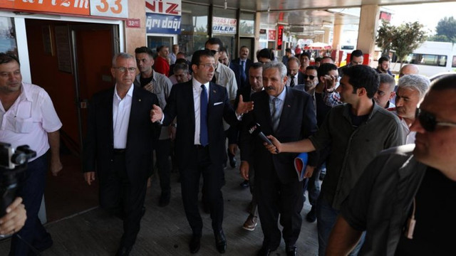 Ekrem İmamoğlu'ndan İstanbullulara Harem Otogarı müjdesi