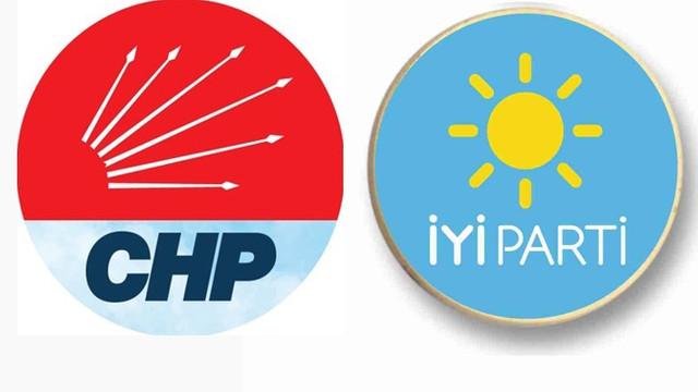 CHP'li belediye başkanına İYİ Parti'li başkan yardımcısı