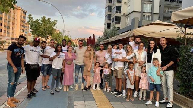 Yeni Malatyaspor'da Galatasaray maçı öncesi moral yemeği