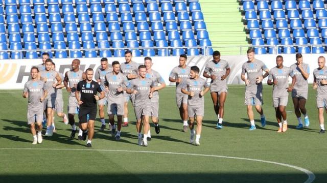 Trabzonspor - Getafe maçı 'yüksek riskli' ilan edildi