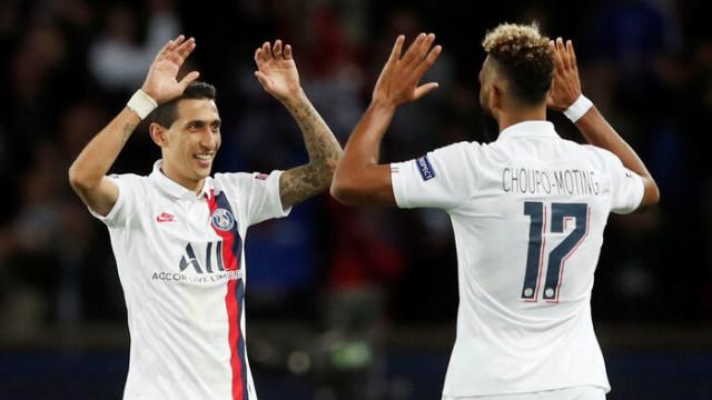 G.Saray'ı yakından ilgilendiren maçta PSG şov yaptı!