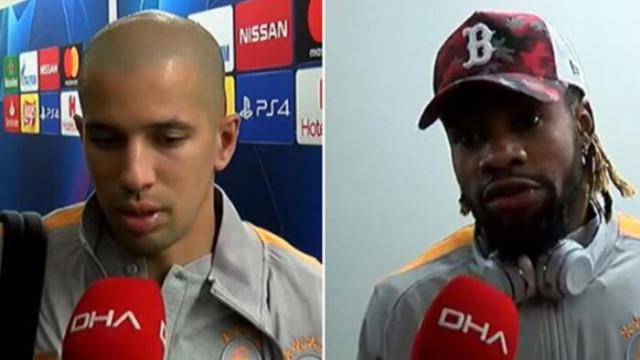 Feghouli ve Luyindama'dan Club Brugge değerlendirmesi