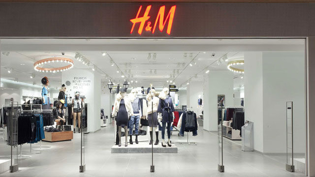 Giyim devi H&M'de grev başlıyor
