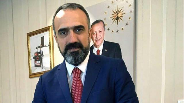 ''Başkaldırıyorum ve istifa ediyorum'' diyerek AK Parti'den istifa etti