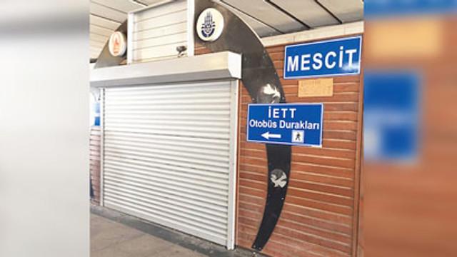 İBB'den Uzunçayır metrobüs durağındaki mescide ilişkin açıklama