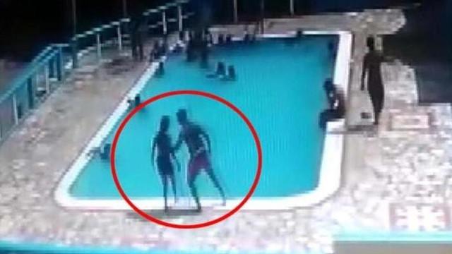15 yaşındaki genç kızı dakikalarca suyun altında boğdu