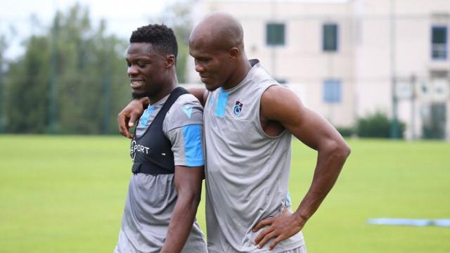 Trabzonspor'da Nwakaeme siftah yapamadı