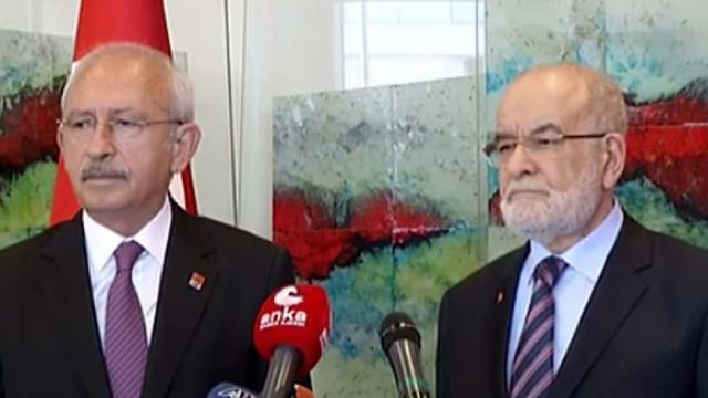 Kılıçdaroğlu'ndan yeni FETÖ borsası çıkışı