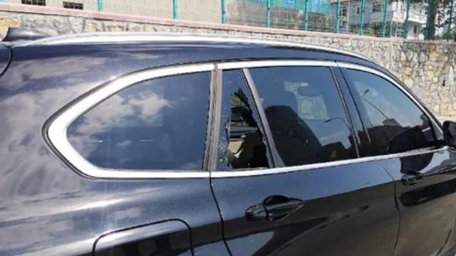 İstanbul'da lüks otomobilde intihar girişimi
