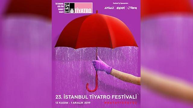 23. İstanbul Tiyatro Festivali başlıyor