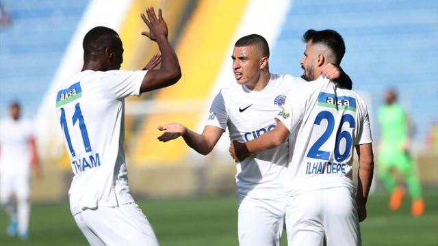 Kasımpaşa 3 - 0 Antalyaspor (Spor Toto Süper Lig)