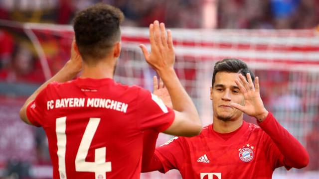 Bayern Münih 4 - 0 Köln (Bundesliga)
