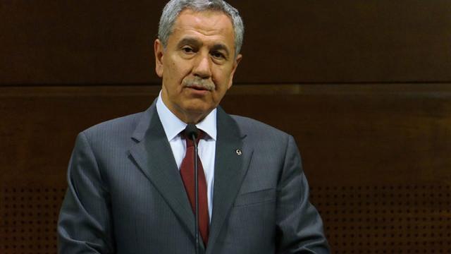 Bülent Arınç'tan ''yeni parti'' açıklaması