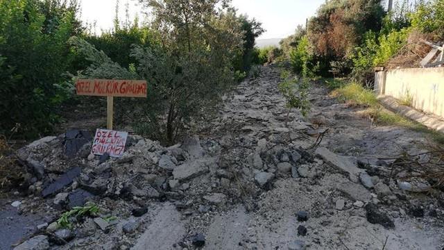 Mahallede büyük şok: 50 yıldır kullanılıyordu... Kapatıldı