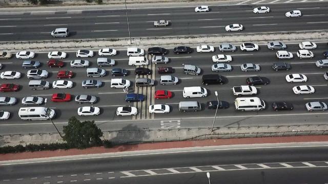Dikkat ! Yarın İstanbul'da bu yollar kapalı olacak...