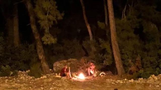 Antalya'da vatandaşları harekete geçiren görüntü