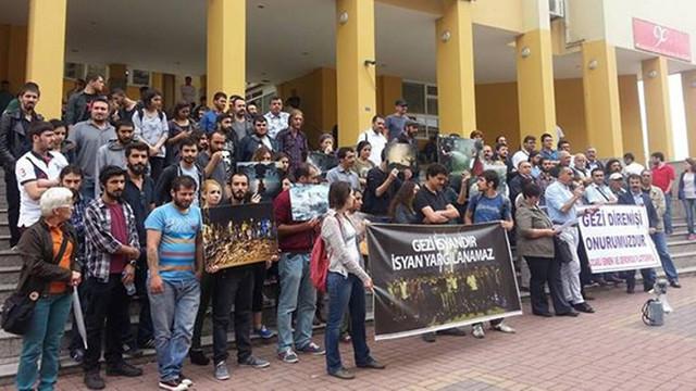 Gezi Parkı davasında 150 sanığa ceza