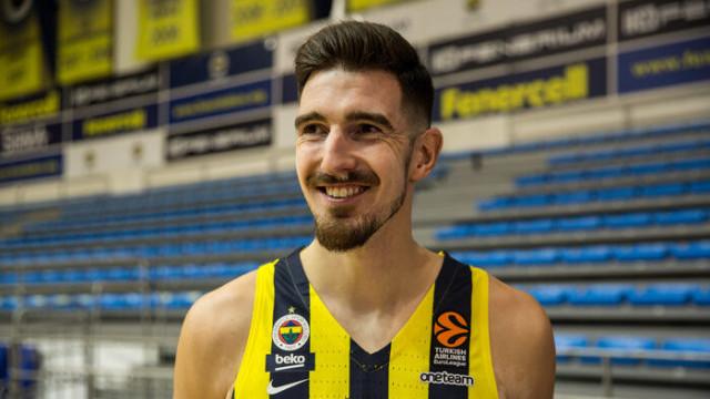 Nando de Colo: Muhteşem basketbol oynadıkları için Fenerbahçe Beko'dayım