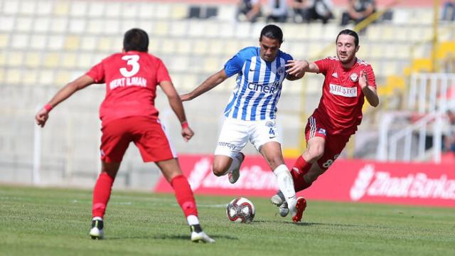 Yeni Çorumspor 0 - 1 Kasımpaşa (Ziraat Türkiye Kupası)