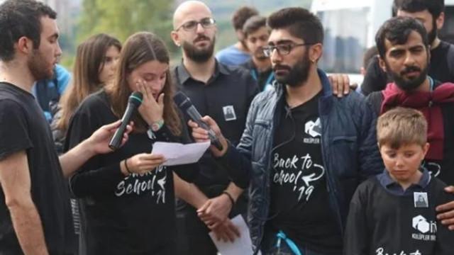 İstiklal Caddesi'nde öldürülen Halit'in kardeşinden herkesi ağlatan mektup