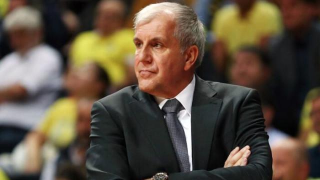 Zeljko Obradovic: En iyi oyunu ortaya koyacağız