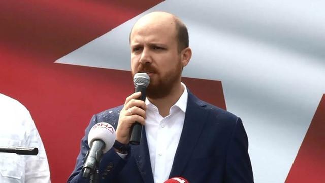 Bilal Erdoğan: ''Sırtımızı belediye ve devlete dayayarak...''
