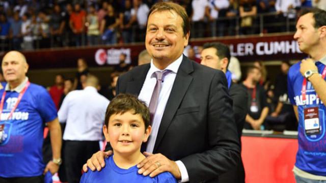 Ergin Ataman galibiyeti değerlendirdi