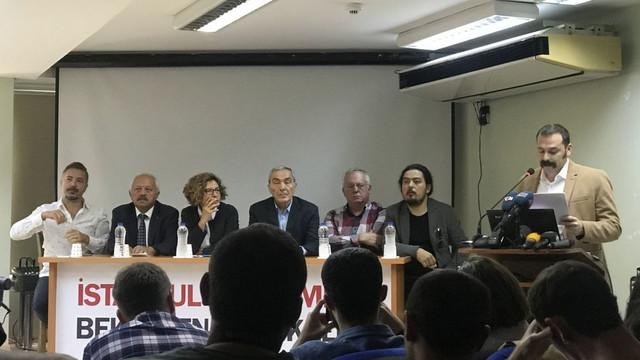 TMMOB: ''İstanbul'da deprem toplanma alanlarında AVM'ler var''