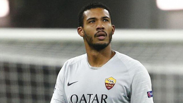 Romalı futbolcu Juan Jesus'a kendi taraftarından ırkçı saldırı