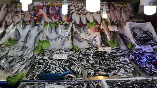 Balık fiyatları yükseldi, beyaz eti solladı !