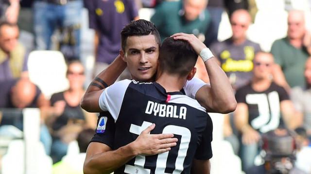 Juventus 2 - 0 SPAL (Serie A)