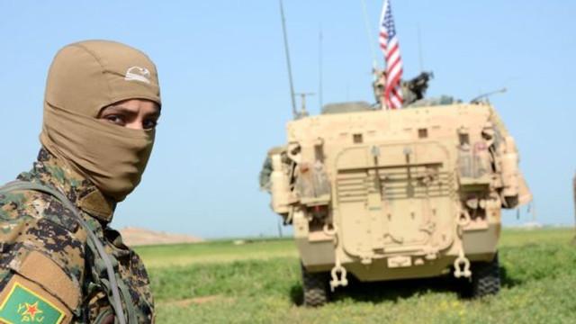 ABD ve YPG/PKK yine birlikte iş başında